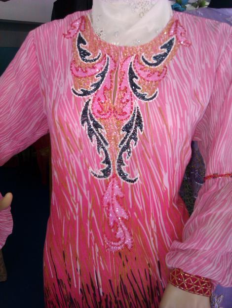 Borong Baju Kurung Kualiti Butik