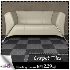 EVERYTHING YOU NEED TO KNOW ABOUT CARPET TILES ! !