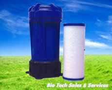 SECURE Back Wash Water Filter System