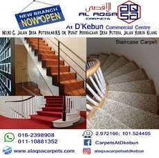 STAIRCASE CARPETS AT CHEAPEST PRICE MURAH MALAYSIA