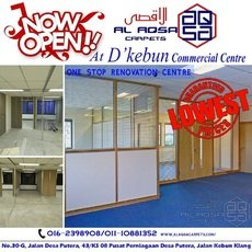 OFFICE RENOVATION MALAYSIA / OFFICE INTERIOR DESIGN MALAYSIA