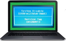 BIOS Encryption Password
