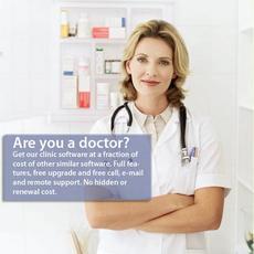 Clinic Management Software ( CMS )