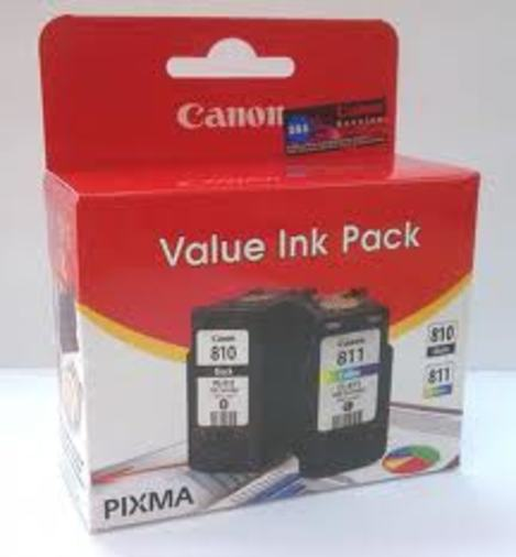 Canon Value 40+41 Ink Cartriges