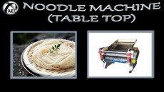 Noodle Machine (Table Top)