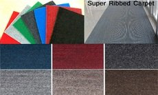 SUPER RIBBED OFFICE CARPET STARTING JUST FROM RM 1.29 SQ/FT SUPPLY &