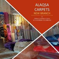 AL AQSA CARPETS – NEW BRANCH AT D KEBUN COMMERCIAL CENTRE.