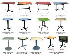 Canteen Table & Bench
