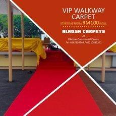ALAQSA CARPETS THE CHEAPEST WALKWAY CARPET SUPPLIER - VIP