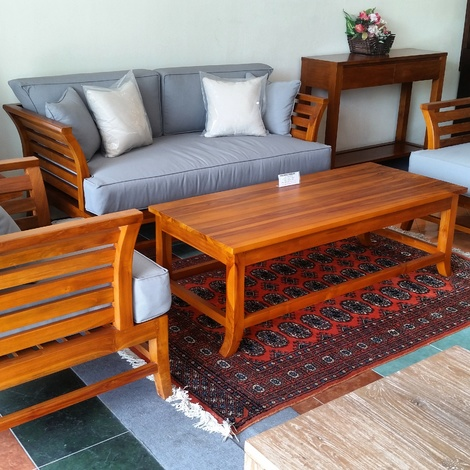 Casa Bella Designs Teak & Wicker Furniture • Shah Alam