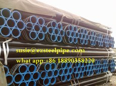ASTM A106 Hot Rolled carbon Seamless Steel Pipes/tubes