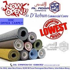 CHEAP OFFICE CARPET MALAYSIA VOC CARPETS