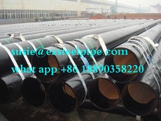 API 5L Gr. B, ASTM A106 Seamless Carbon Steel Pipe/ tube