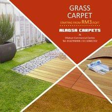 ALAQSA CARPETS ARTIFICIAL GRASS CARPET