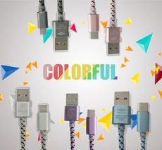 3.1 USB Both Compatible Fast Charge Data USB Cables 2 in 1
