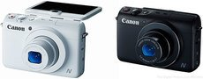 Canon Powershot N100 12.1MP 5x Zoom YEAR END PROMOTION