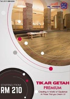 TIKAR GETAH IN MALAYSIA BEST PRODUCT GUARANTEE