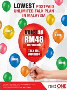 20GB RM48 Sebulan FREE Call