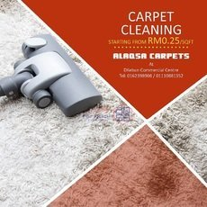 ALAQSA CARPETS OFFICE CARPET CLEANING