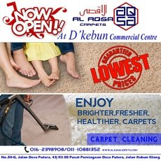 PROFESSIONAL CARPET WASH MALAYSIA JUST START FROM RM0.25/SQFT