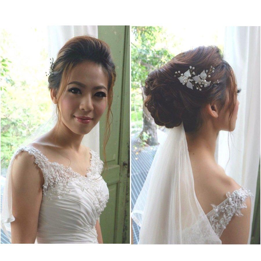 Chinese / Korean / Malay / Arabic / Indian Bridal Makeup