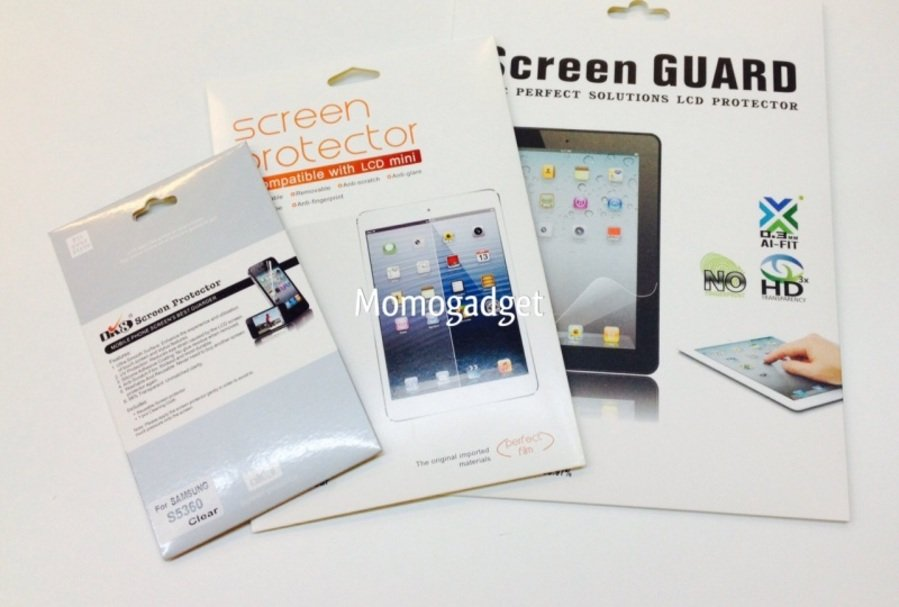 Malaysia Screen Protector film for mobile phone wholesaler