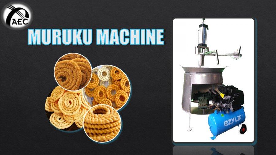 Air Press Muruku Machine