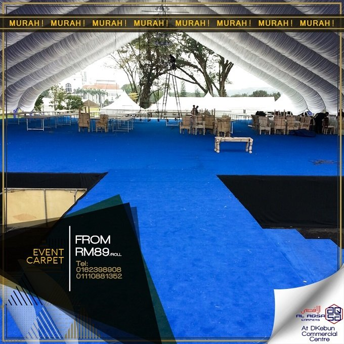 BEST SUPPLIER OF EXHIBITION/EVENT CARPET-HIGH QUALITY CARPETS