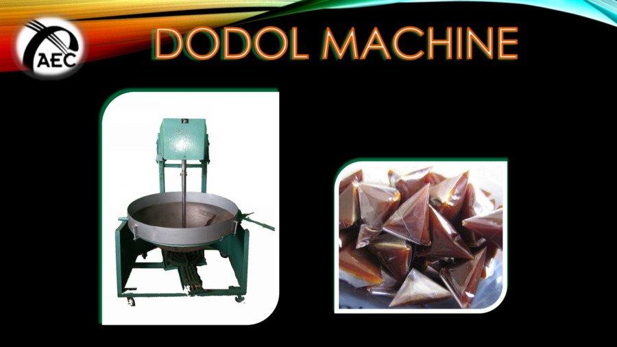 Dodol Machine
