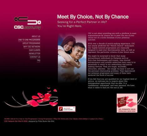 CSC Malesia matchmaking