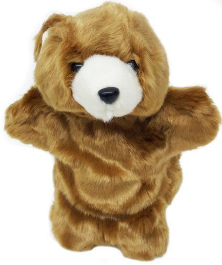 Cute and Cuddly Plush Animals Hand Puppet (Free Shipping)