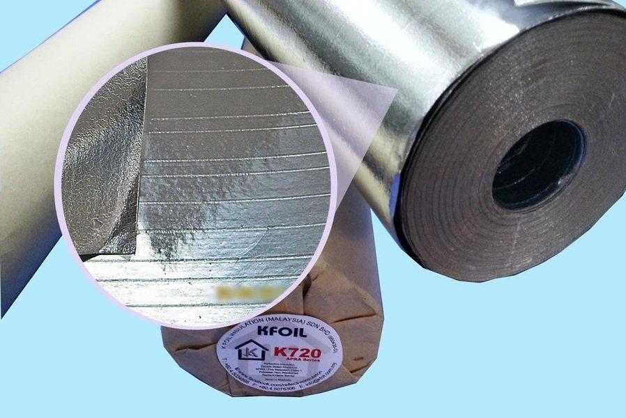 Reflective Insulation/Radiant Barrier - K720
