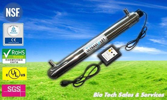 HC-360 Ultraviolet (UV) Sterilizer (6 GPM)