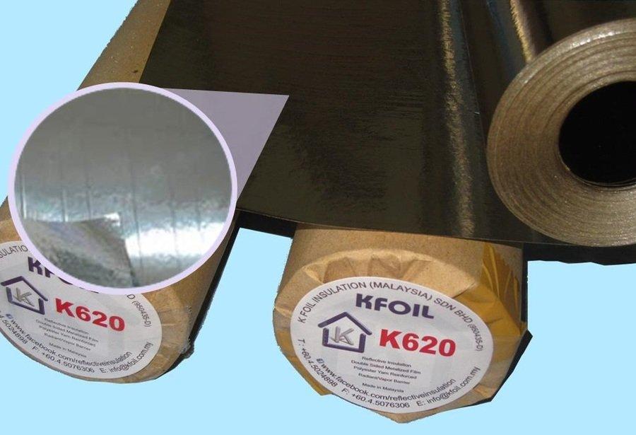 Reflective Insulation/Radiant Barrier - K620