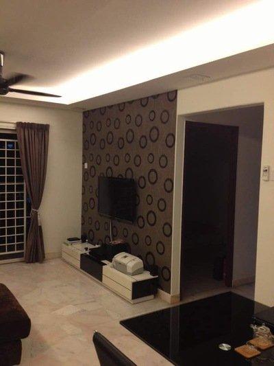 Well Renovated unit at Kenanga apartment, Wawasan Puchong