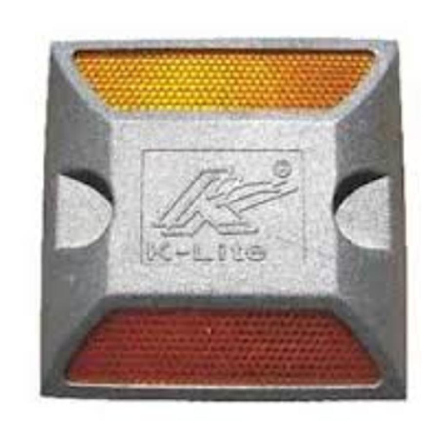 K-Lite aluminium road stud
