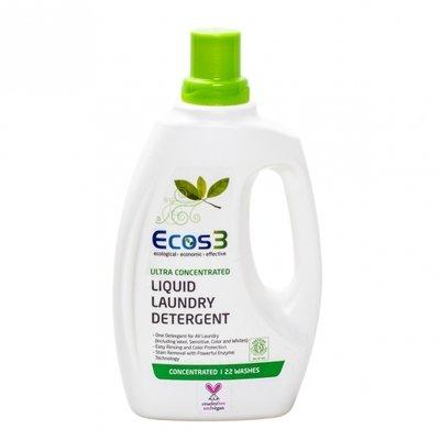 ECOS3 ORGANIC LIQUID LAUNDRY DETERGENT