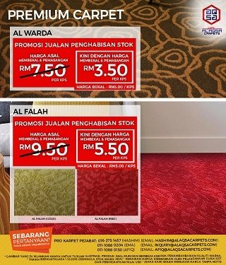 Find the perfect carpet from Alaqsa Carpets - Best Quality Premium