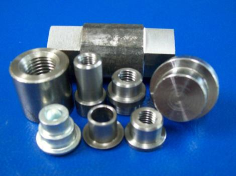 Cold forging CNC machining precision parts made in Malaysia