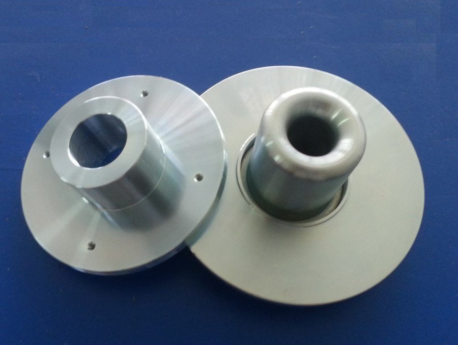 Cold forged T-Yoke for Neodymium (NdFeB) Speaker made in Malaysia