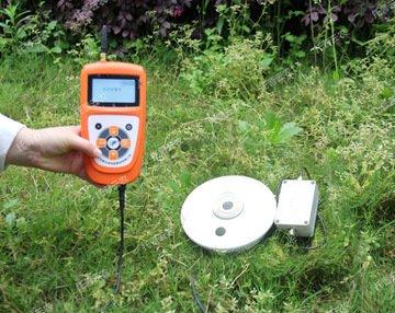 TPJ-24-G GPRS mobile APP Solar Radiation Recorde